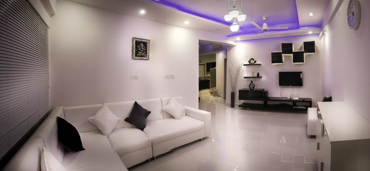 New types of interior lighting (3)